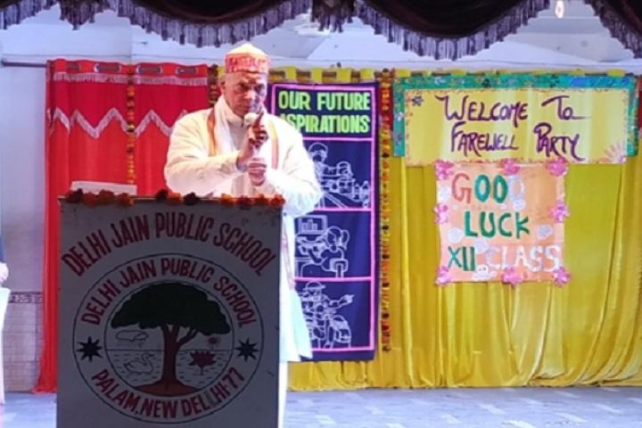 Delhi Jain Public School- Events 2