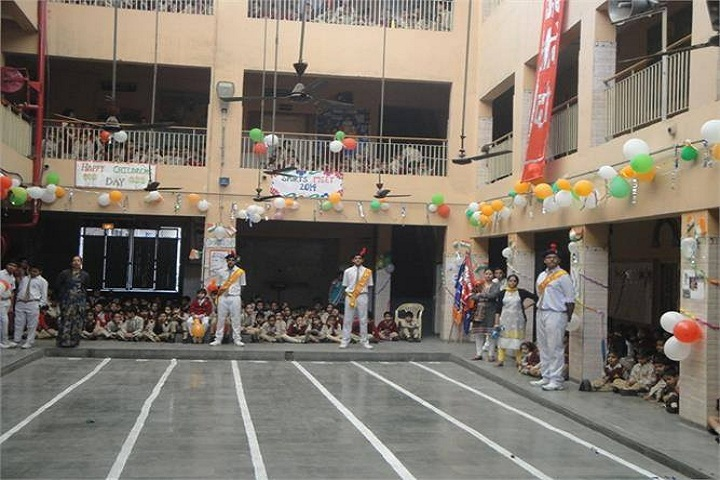 Delhi Jain Public School- Investiture Ceremony