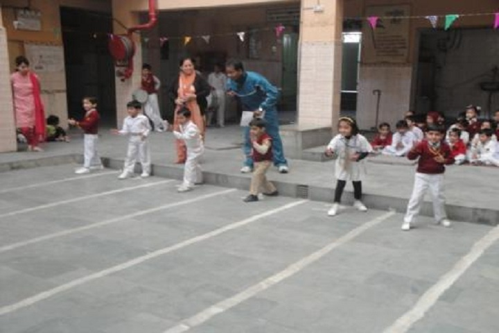 Delhi Jain Public School- Junior Sports
