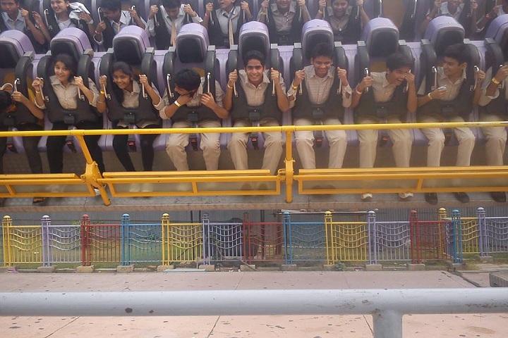 Delhi Jain Public School- Tours