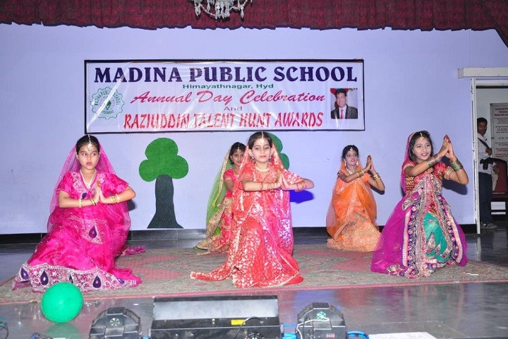 Madina Public School-Events