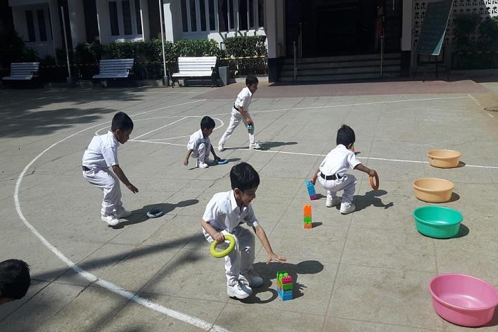 Madina Public School-Games