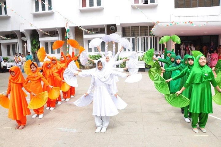 Madina Public School-Independence day