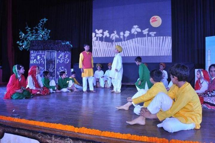 Delhi Police Public School- Events
