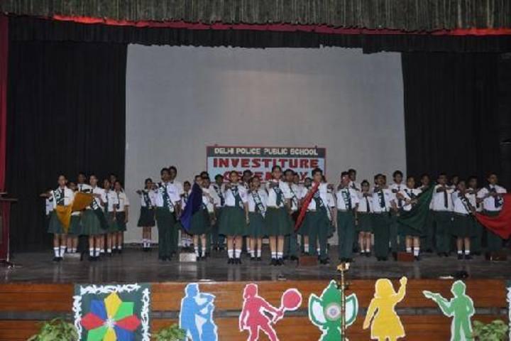 Delhi Police Public School- Investiture Ceremony