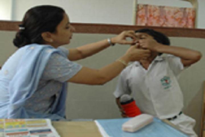 Delhi Public School-Clinic