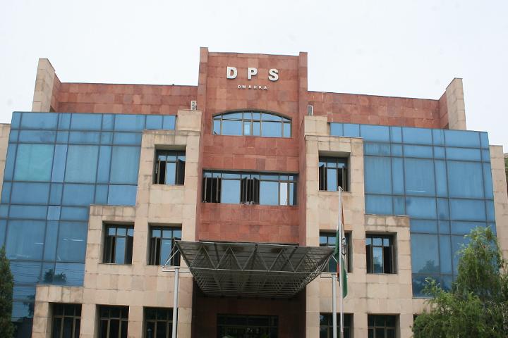 Delhi Public School- Campus