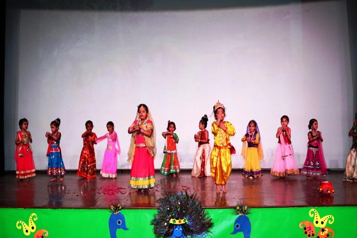 Delhi Public School- Dance