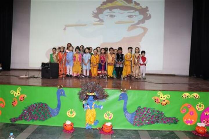 Delhi Public School-Festival Celebrations