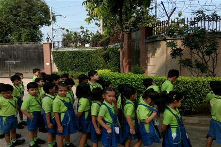 Delhi Public School-Nature Walk