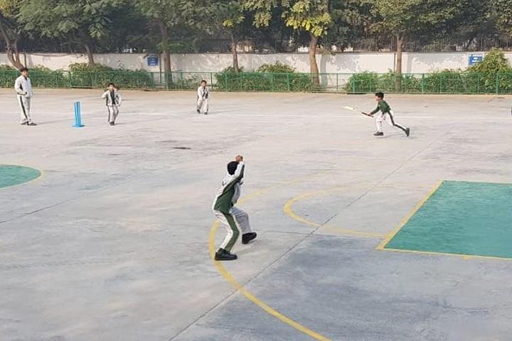 Delhi Public School- Playground