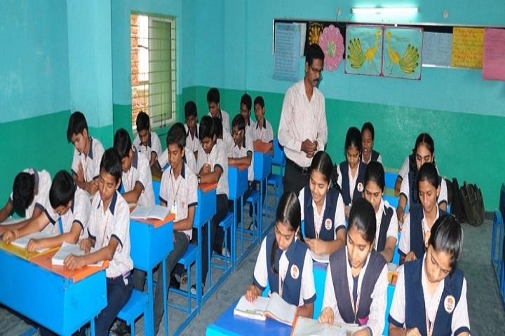 Manair High School-Classroom