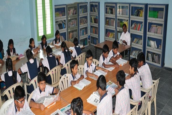 Manair High School-Library