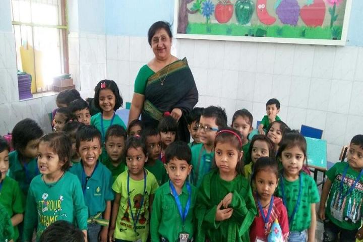 Dev Samaj Modern School-Celebrations 2