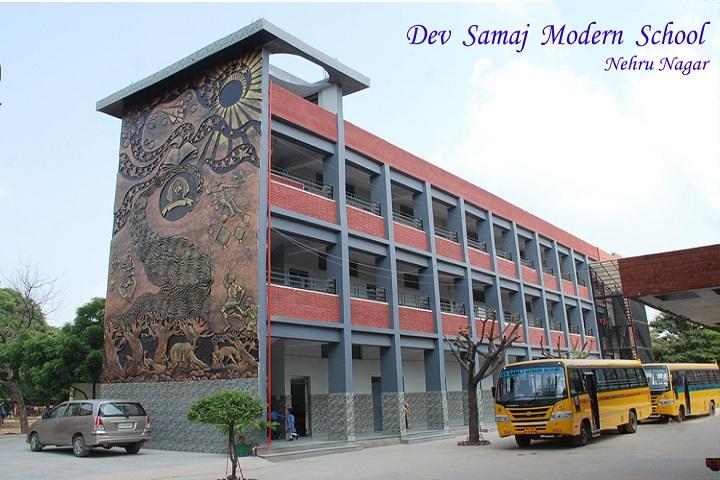 Dev Samaj Modern School-Transport 5