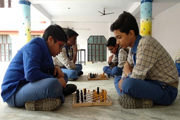 Dharam Deep Sec Public School- Indoor games2