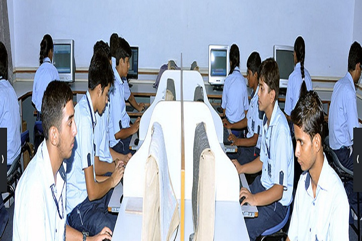 Divine Happy Senior Secondary School-Computer Lab