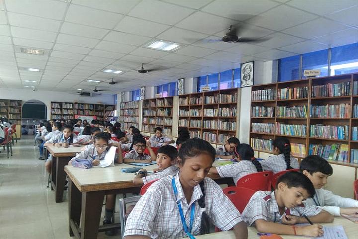 Doon Public School- Library