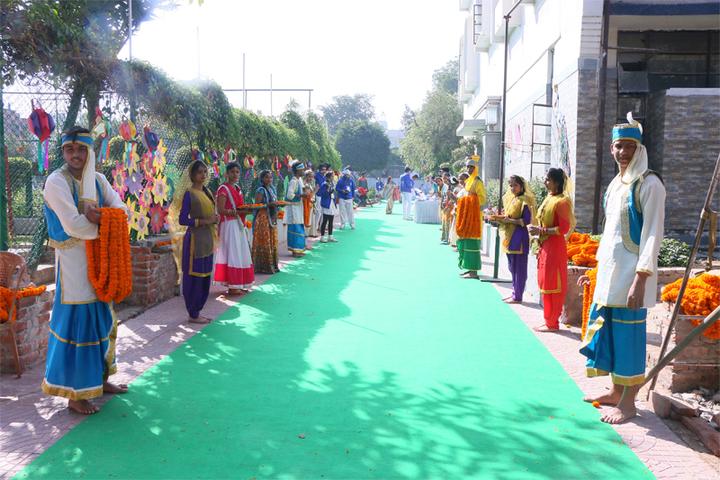 Dr Radha Krishnan International School-Annual Day