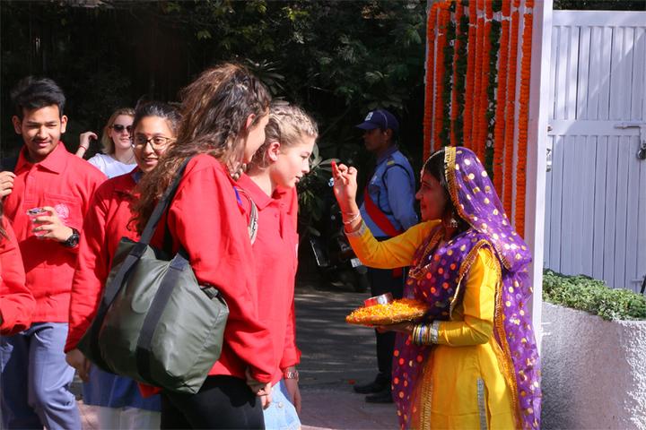 Dr Radha Krishnan International School-Extra Activites
