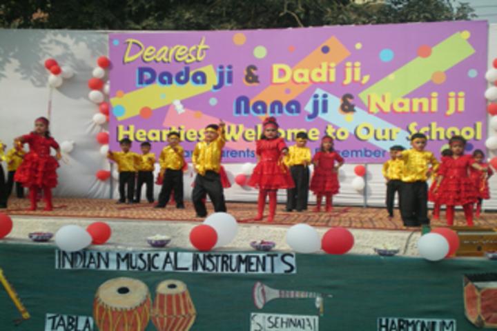 Dr Radha Krishnan International School-Music Instruments