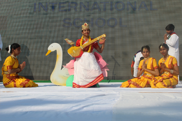 Dr Radha Krishnan International School-Music