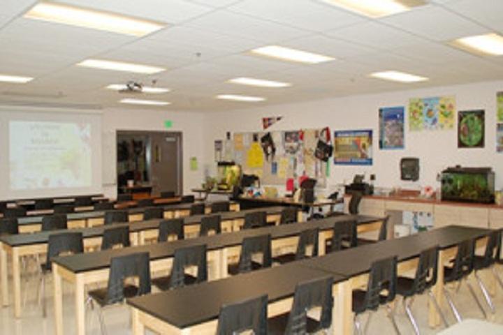 Dwarka International School- Classrooms