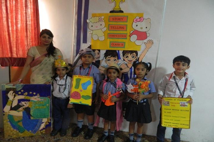 Dwarka International School- Activities 1