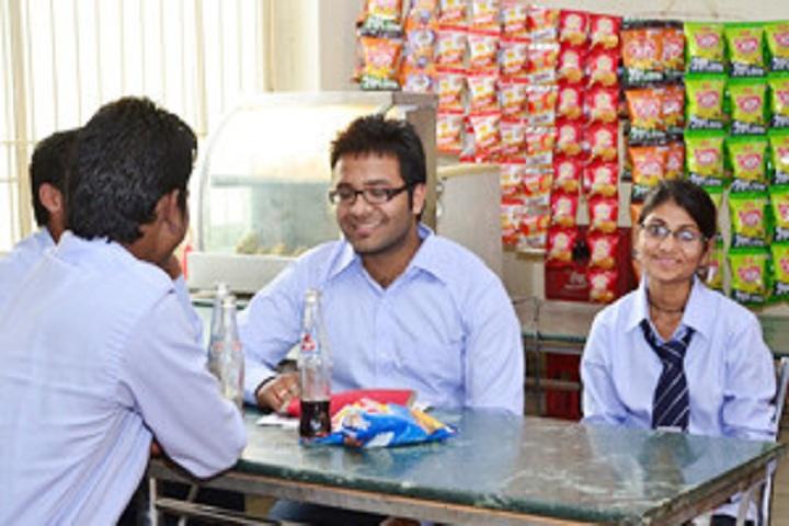 Dwarka International School- Cafeteria