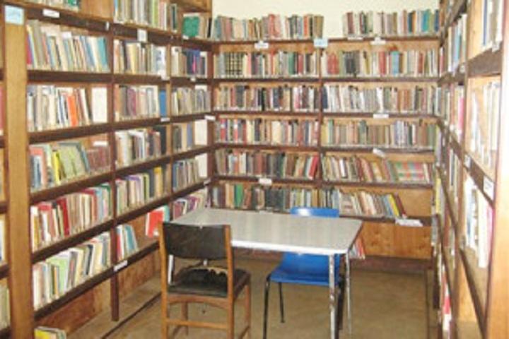 Dwarka International School- Library