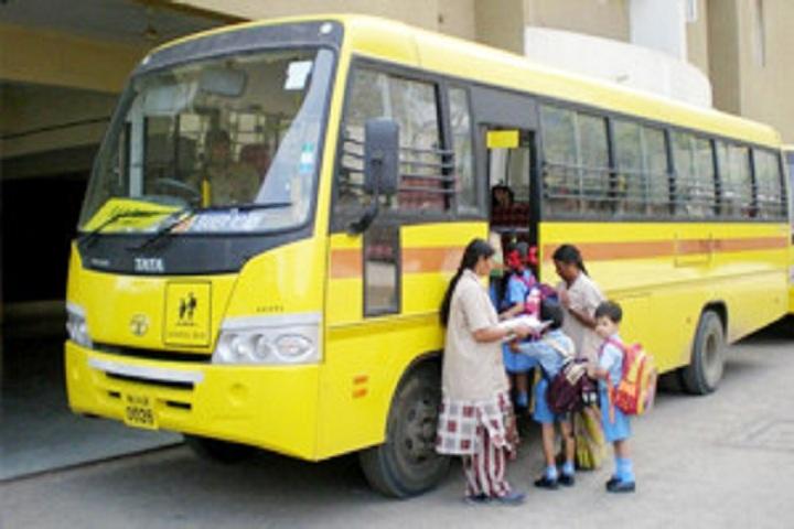 Dwarka International School- Transport