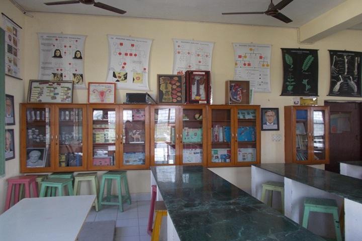 East Point School- Biology Lab
