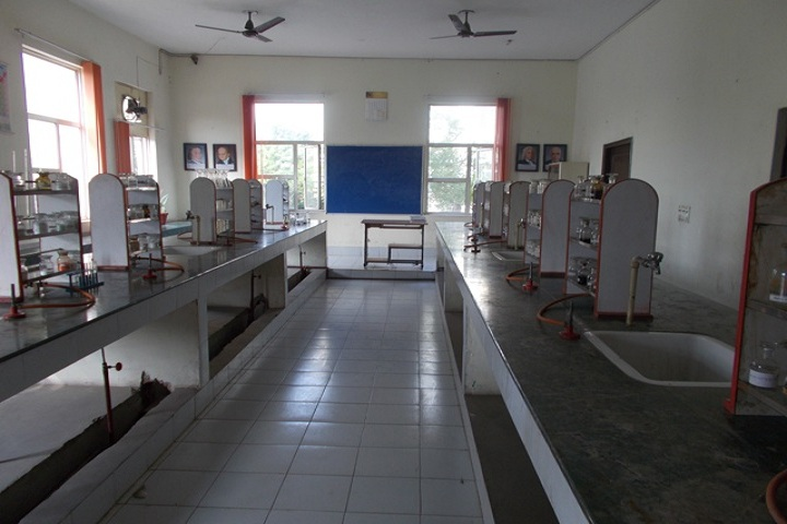 East Point School- Chemistry Lab