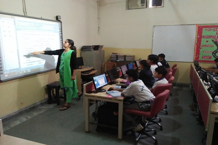 East Point School- Computer Science Lab