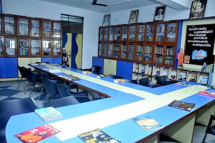 Evergreen Senior Secondary School- Library
