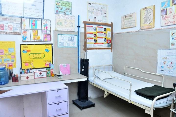 Evergreen Senior Secondary School- Medical room