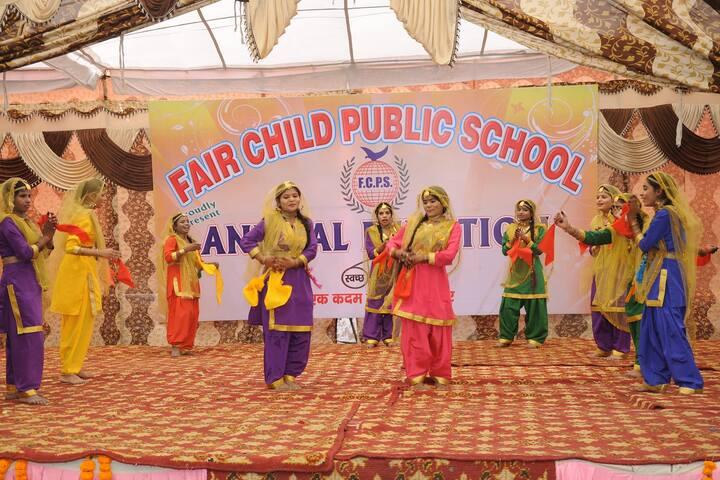 Fair Child Public School-Dance