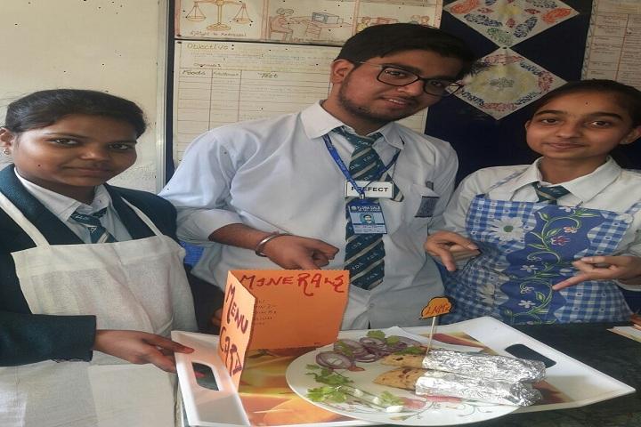 Flora Dale School-activity