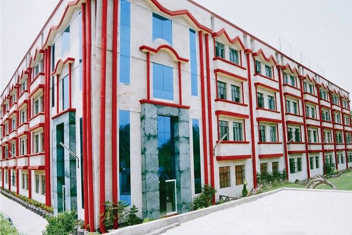 Flora Dale School-building