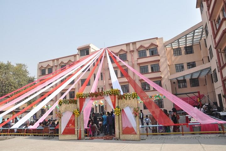 Flora Dale School-event
