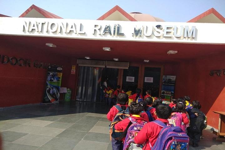 Flora Dale School-trip