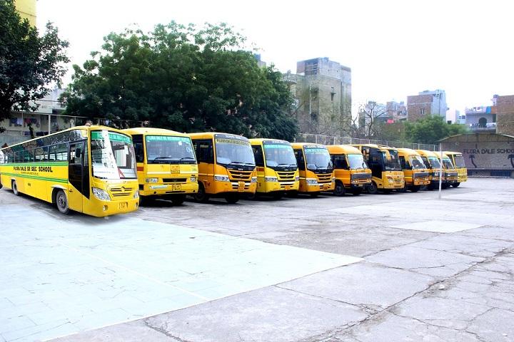Flora Dale School- Transport