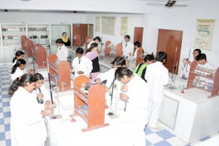 Flora Dale School-Chemistry Lab