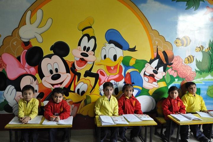 Flora Dale School-Nursery Wing