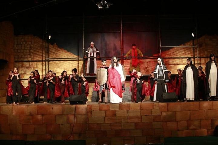 Fr. Agnel School- Celebrations