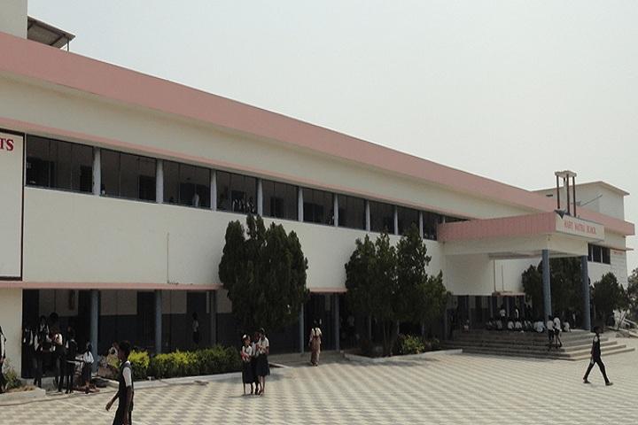 Marymatha English Medium High School-Campus