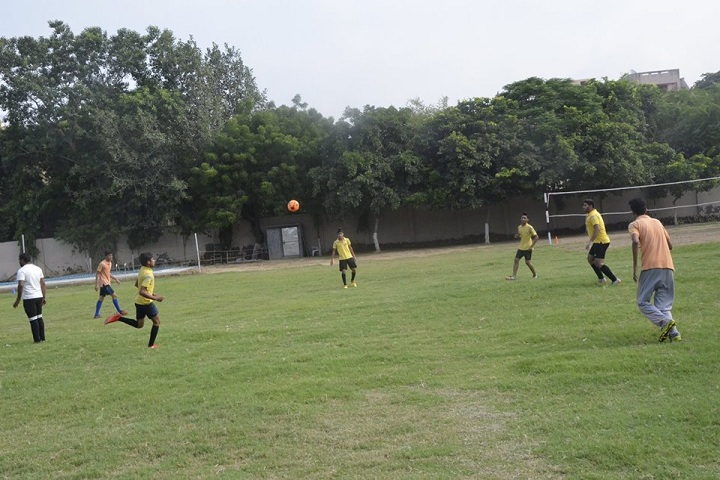 G D Goenka Public School-sports