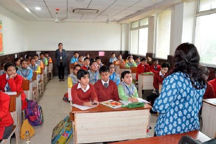 G D Goenka Public School-workshop
