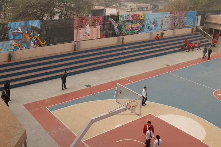 G D Goenka Public School-Sports2