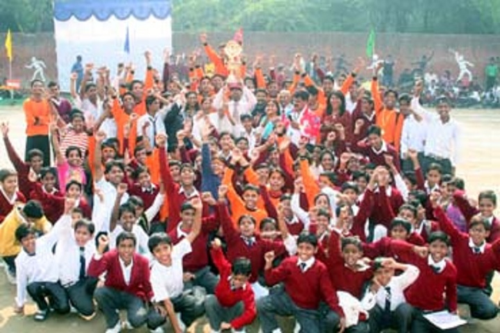 G D Soni D A V Sr Sec School-event